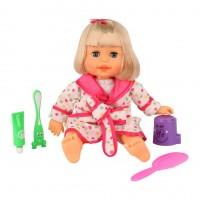 Комплект в коляску с вышивкой розовый