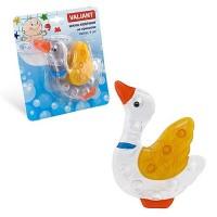 """Комплект в кроватку """"Фея"""", цвет сине-голубой"""