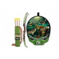 """Комплект в кроватку """"Элина"""" голубой"""
