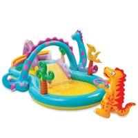"""Комплект в кроватку """"Мишки"""" зеленый"""