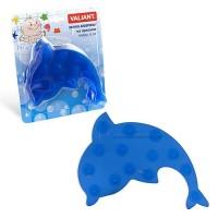 """Комплект в кроватку """"Бабочки"""", цвет синий"""