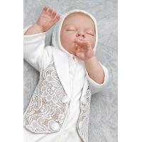 """Комплект в кроватку """"Бабочка 2"""". Цвет розовый"""