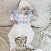 Комплект в кроватку «Люкс стандарт» розовый