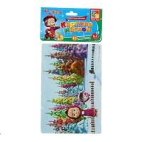 """Комплект в кроватку """"Котенок"""" серо-фиолетовый"""