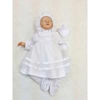 """Комплект в кроватку """"БомБон"""" (для кроватки 7 в 1) фиолетово-желтый"""