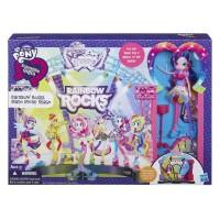 Игровой набор Рок-концерт My Little Pony Equestria Girls