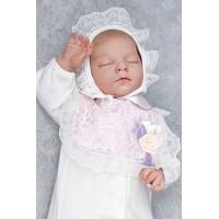 """Комплект в кроватку """"Кристалл"""" зеленый"""