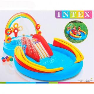 """Игровой набор """"Автобус"""" (свет, звук) с мини-кухней, в коробке"""