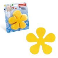 Коврик для ванны Желтый Цветочек
